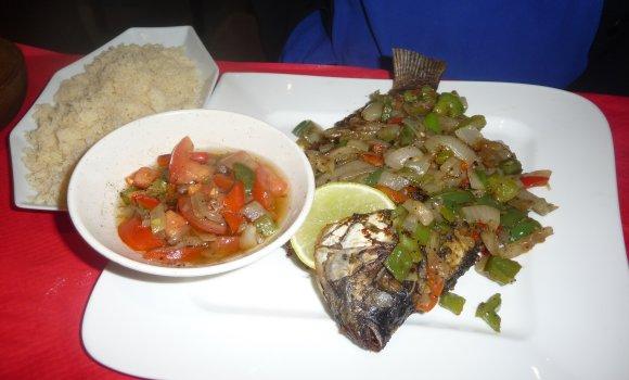 Restaurant la diff rence paris 18 me africain - Restaurant poisson grille paris ...