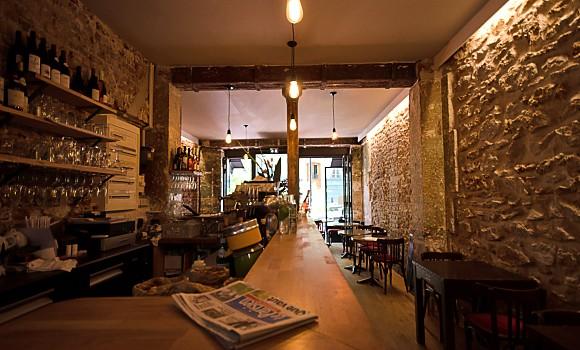 restaurant la louve paris 9 me italien. Black Bedroom Furniture Sets. Home Design Ideas