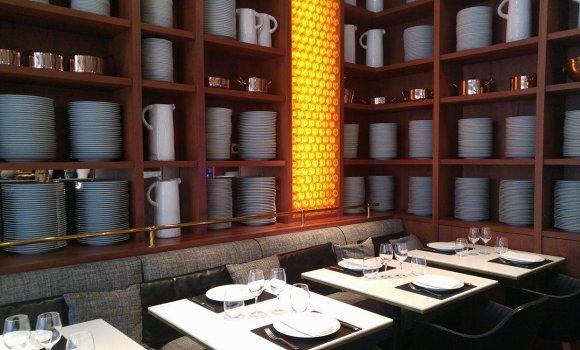 Le lazare restaurant d 39 eric frechon paris gare saint lazare - Restaurant gare saint lazare ...