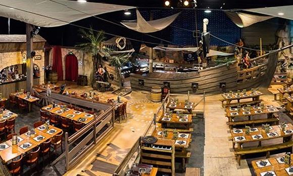 Restaurant le repère des pirates villecresnes ème
