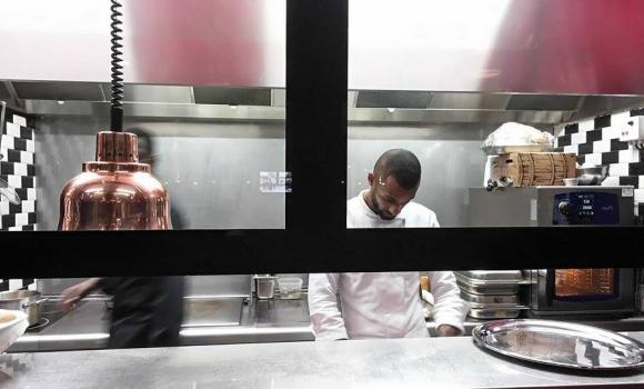 Restaurant Le Symphonie Paris ème Français - Symphonie cuisine