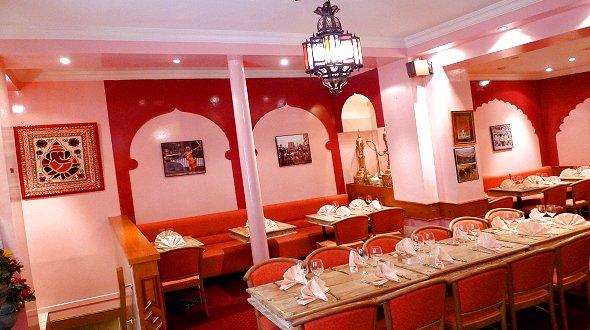 maison du kashmir restaurant indien paris 6 me pr s de. Black Bedroom Furniture Sets. Home Design Ideas