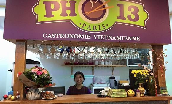 Kết quả hình ảnh cho PHO 13 gastronomie Vietnamienne