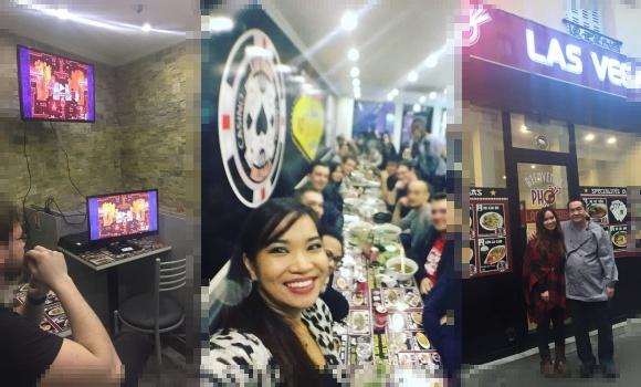 Restaurant pho las vegas paris 11 me vietnamien for Diner entre copains