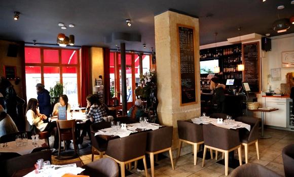 Restaurant Les Artistes Rue Didot