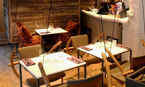 Restaurant Sur Un Arbre Perch 233 Paris 2 232 Me Fran 231 Ais