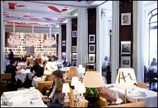 Restaurant la cuisine h tel royal monceau paris 8 me fran ais - La cuisine hotel royal monceau ...