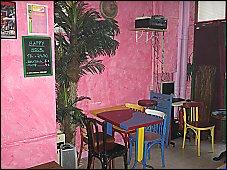 Reaumur Sebastopol Rue Vert Restaurant