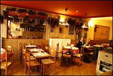 Photo restaurant paris Chez Papa du 18ème - Un cadre typique