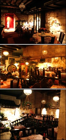 restaurant chez vong paris 1 er chinois. Black Bedroom Furniture Sets. Home Design Ideas