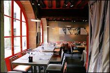 Restaurant Le Christine Paris Eme