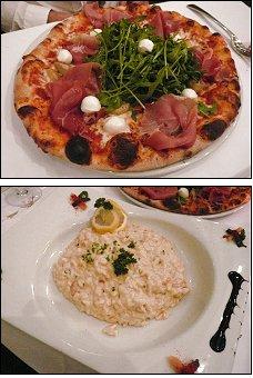 Restaurant cinecitta paris 17 me italien - Restaurant italien porte maillot paris 17 ...