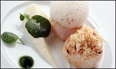 Restaurant h l ne darroze la salle manger paris 6 me fran ais - Helene darroze francis darroze ...