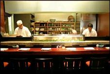 Restaurant kinugawa paris 1 er japonais - Restaurant japonais paris cuisine devant vous ...