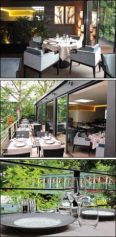 Restaurant Terrasse Issy Passerelle
