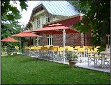 Restaurant la terrasse du jardin paris 16 me fran ais - Restaurant terrasse jardin toulouse le mans ...