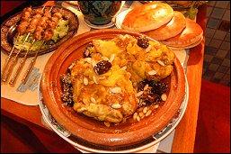 Le Figaro - L toile marocaine : Paris 750- Cuisine Nord Africaine
