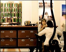 Restaurant shanghai caf la maison de la chine paris 6 - Maison de la chine paris ...