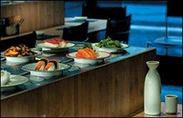 Restaurant matsuri sushi paris 16 me japonais - Restaurant japonais tapis roulant paris ...