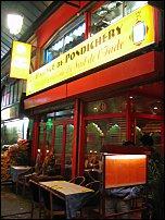 restaurant le passage de pondich ry paris 10 me indien. Black Bedroom Furniture Sets. Home Design Ideas