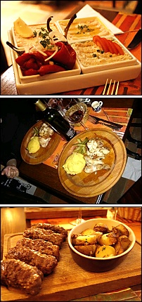 Restaurant Roumain Paris Chez Cristina