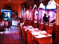 restaurant royal bombay paris 13 me indien. Black Bedroom Furniture Sets. Home Design Ideas