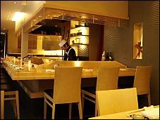 Restaurant japonais paris yanase cuisine robata et - Restaurant japonais paris cuisine devant vous ...