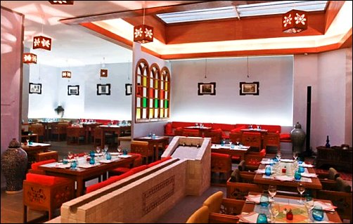 Restaurant ward paris 17 me restaurant oriental - Restaurant el ward porte maillot ...