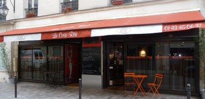 Restaurant le cotte r ti paris 12 me restaurant fran ais - Le bistrot d yves ...