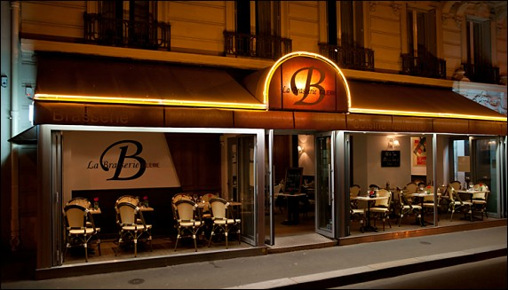 restaurant la brasserie italienne paris 16 me restaurant italien. Black Bedroom Furniture Sets. Home Design Ideas