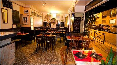 Restaurant le stendhal bistrot paris 20 me restaurant fran ais - Le bistrot d yves ...