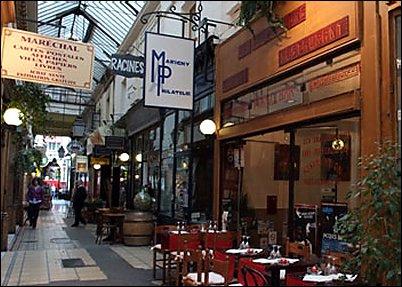 Les troubadours restaurant fran ais paris 2 me ardt - Le bistrot d yves ...